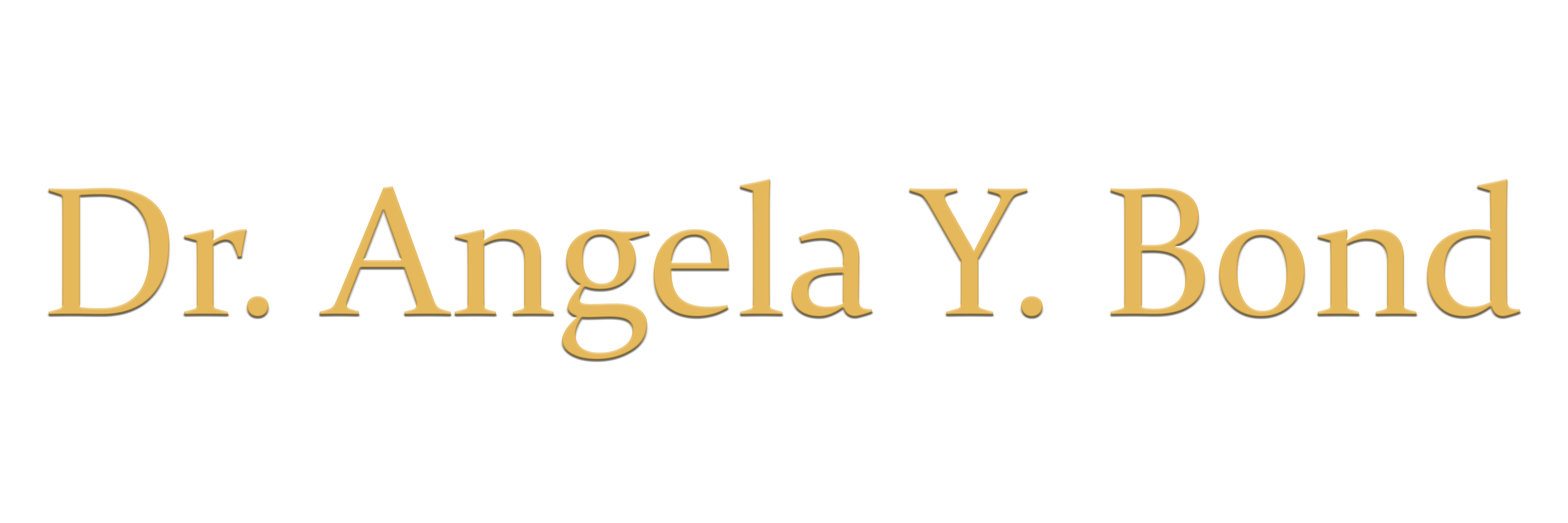 Dr. Angela Y. Bond, MD